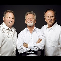 Larry, Steve & Rudy, The Gatlin Brothers